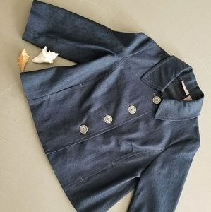 Kim Rodgers Petite Jean Jacket